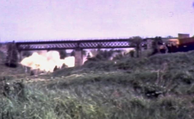 záběry z archivu ČT24